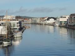 Fishing Village (Reminds me of Grampie!)