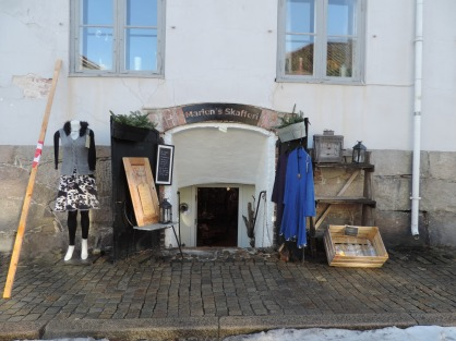 Shops Outside