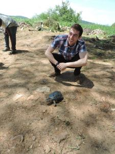 Jeremy and Turtle